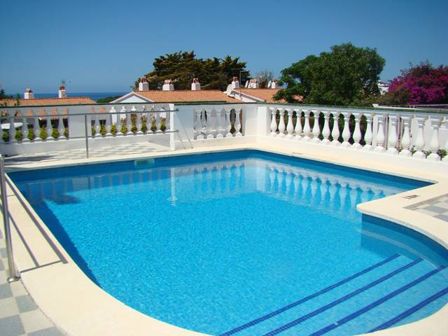 Villa situated in the centre of San Jaime