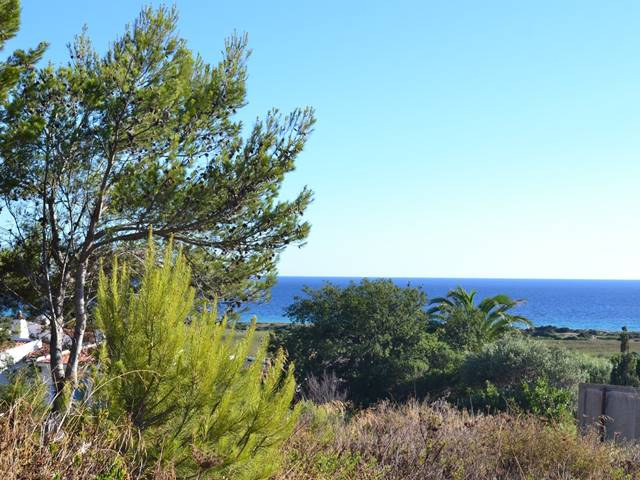 Plot in Torre Soli with sea view