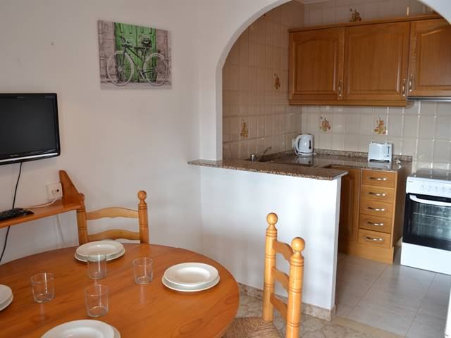 Comfortable first Floor Apartment in Girasols