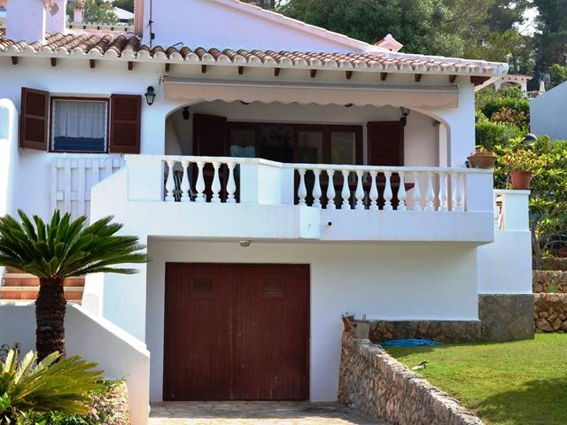 Villa very close to the beach in San Jaime